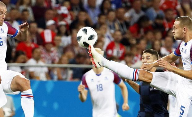 Chorwacja potwierdza dominację! Dzielna Islandia odpada z turnieju