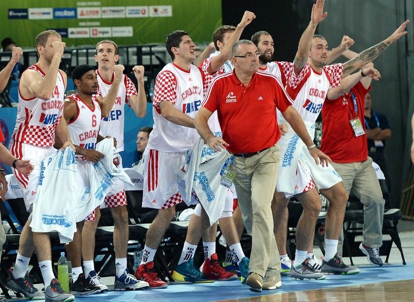 Chorwacja zagra w półfinale mistrzostw Europy /PAP/EPA