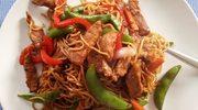 Chow Main z warzywami