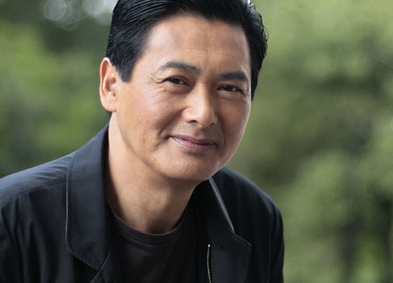 Chow Yun-fat: Od gangstera do mędrca /arch. AFP