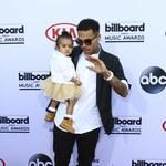 Chris Brown chwali się córeczką na ściance!