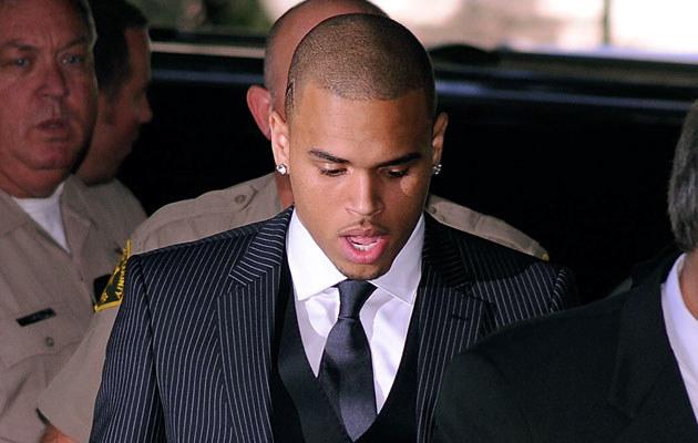 Chris Brown, fot. Frazer Harrison  /Getty Images/Flash Press Media