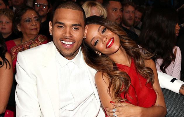 Chris Brown i Rihanna byli kiedyś parą /Christopher Polk /Getty Images