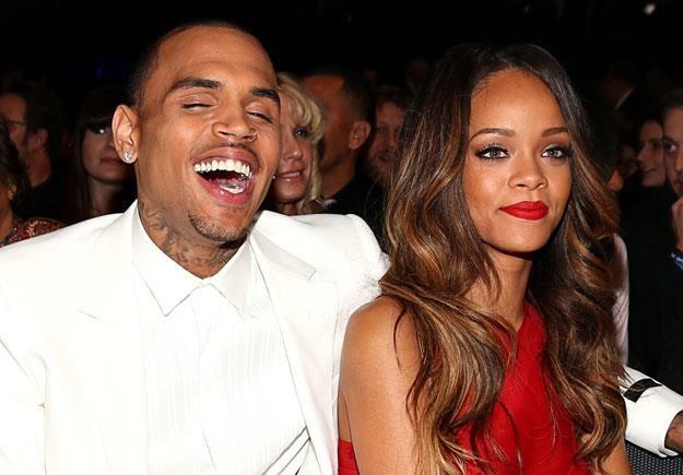 Chris Brown i Rihanna: Od miłości do nienawiści fot. Christopher Polk /Getty Images/Flash Press Media