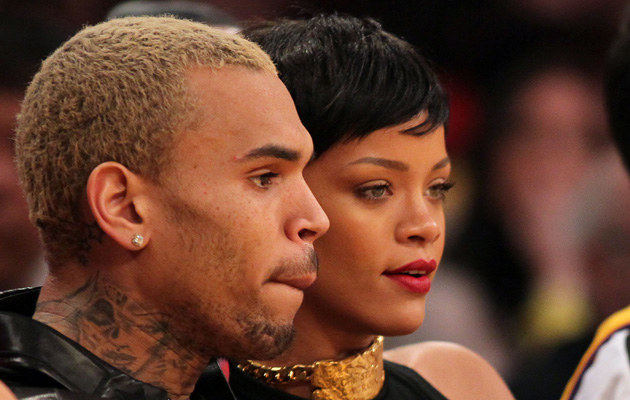 Chris Brown i Rihanna /Victor Decolongon /Getty Images