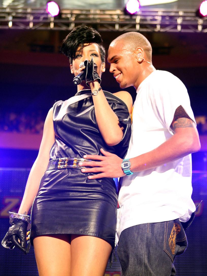 Chris Brown wróci do Rihanny? /Scott Gries /Getty Images