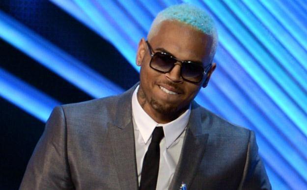 "Chris Brown ""wsławił się"" jako damski bokser - fot. Michael Buckner /Getty Images/Flash Press Media"