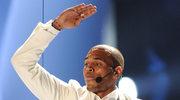 Chris Brown zgubił diamentowego Rolexa!