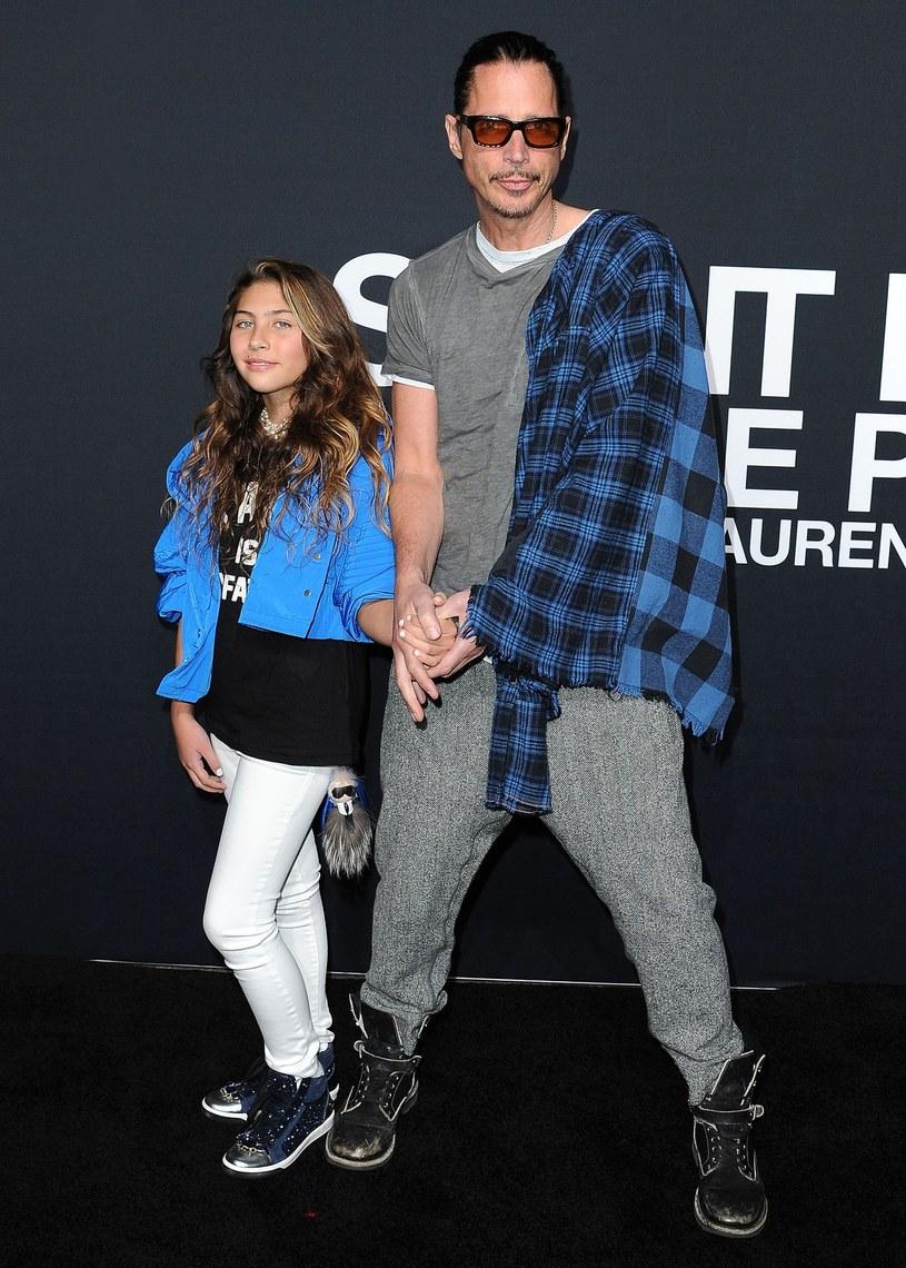Chris Cornell oprócz córek miał jeszcze syna, Christophera /East News