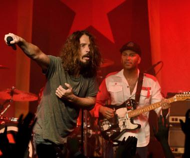 Chris Cornell przed śmiercią pracował nad powrotem Audioslave