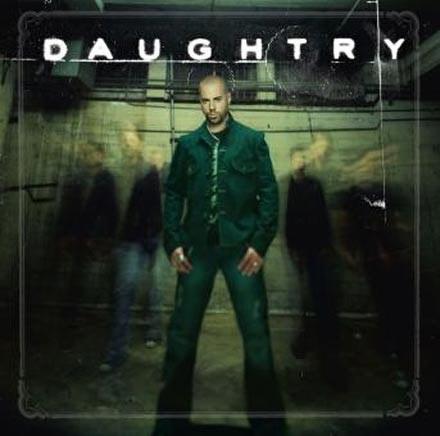 Chris Daughtry na okładce płyty /