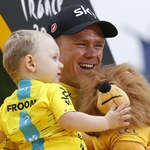 Chris Froome po raz czwarty w karierze królem Tour de France