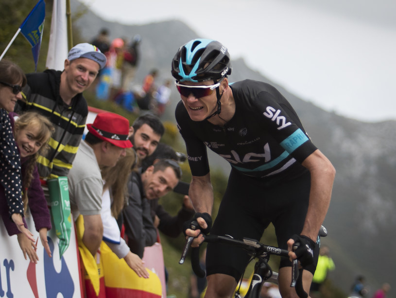 Chris Froome /AFP
