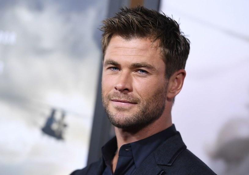 Chris Hemsworth bardzo szybko wdarł się na hollywoodzki szczyt /Angela Weiss /AFP