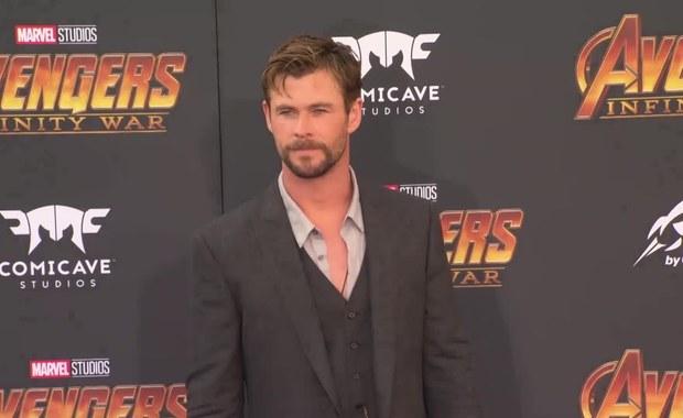 Chris Hemsworth ma dość wcielania się w przystojniaków