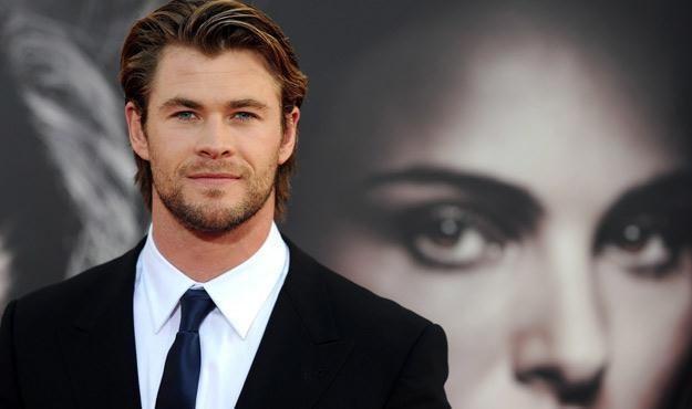 Chris Hemsworth - o takim bohaterze marzą kobiety /AFP