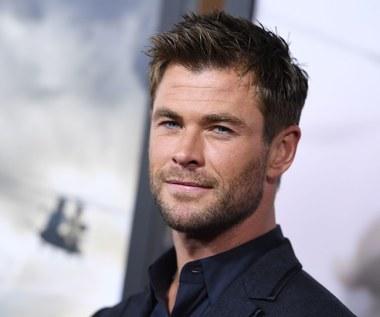 Chris Hemsworth wpędza w kompleksy dublującego go kaskadera