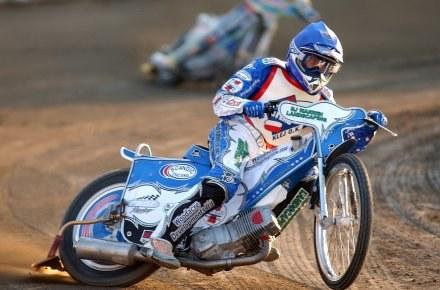 Chris Holder,FOT.Krystyna Pączkowska /Agencja Przegląd Sportowy