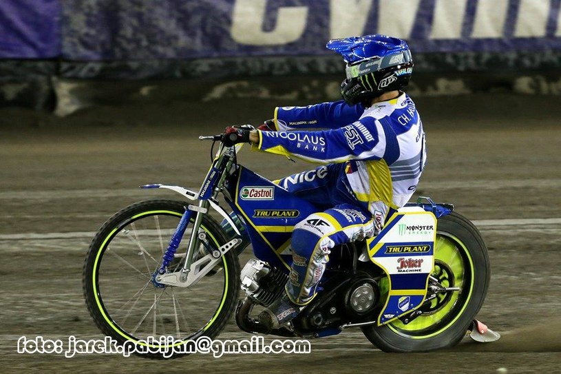 Chris Holder /Flipper Jarosław Pabijan