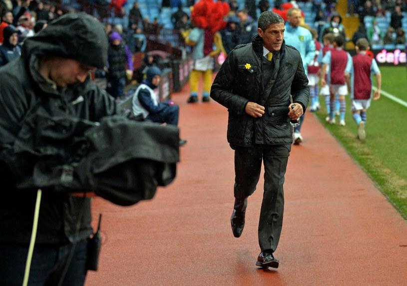 Chris Hughton nie jest już trenerem Norwich /AFP