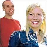Chris i Gwyneth /