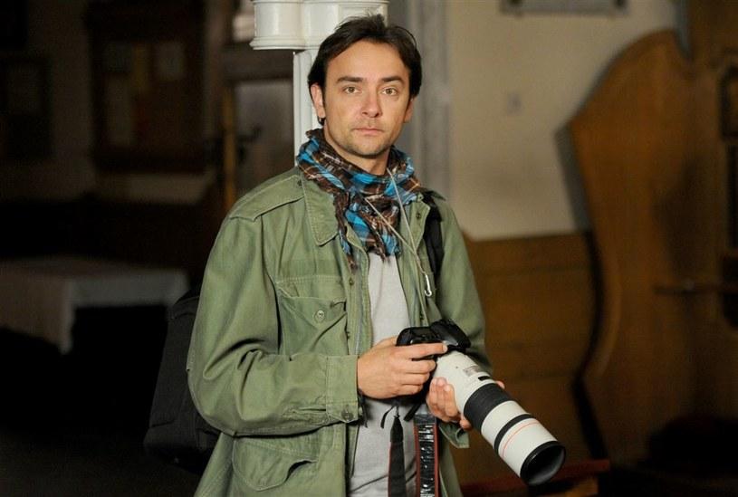Chris (Mariusz Ostrowski) /Agencja W. Impact