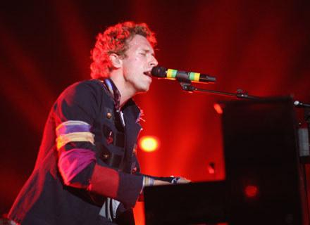 Chris Martin (Coldplay) - fot. Dave Hogan /Getty Images/Flash Press Media