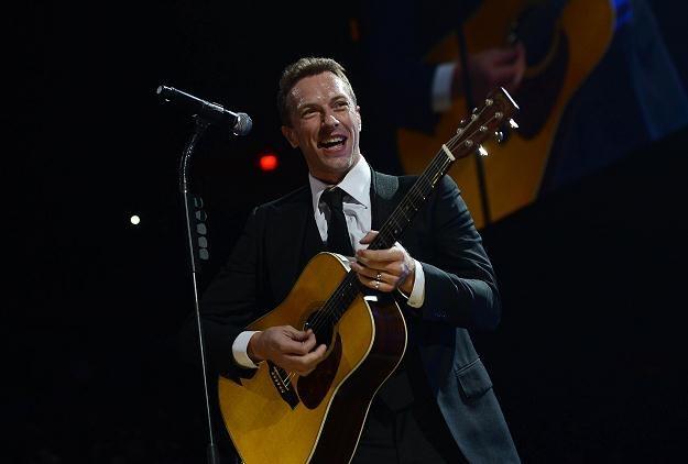 Chris Martin (Coldplay) skomponował najlepszy utwór ostatniej dekady fot. Larry Busacca /Getty Images/Flash Press Media