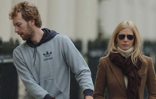 Chris Martin i Gwyneth Paltrow  /Splashnews
