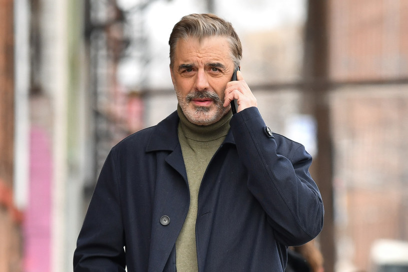 Chris Noth /James Devaney /Getty Images
