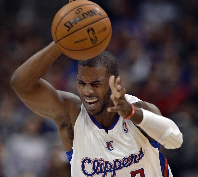 Chris Paul poprowadził Los Angeles Clippers do dwunastego zwycięstwa z rzędu /AFP