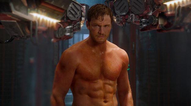 """Chris Pratt w """"Strażnikach Galaktyki"""". Pasuje do roli Indiany Jonesa? /materiały dystrybutora"""