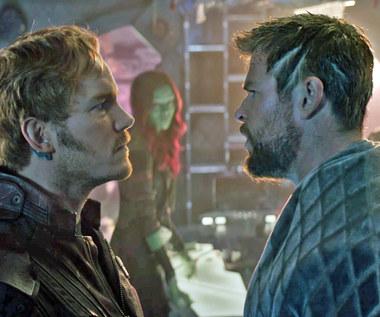 "Chris Pratt w ""Thor: Love and Thunder"""