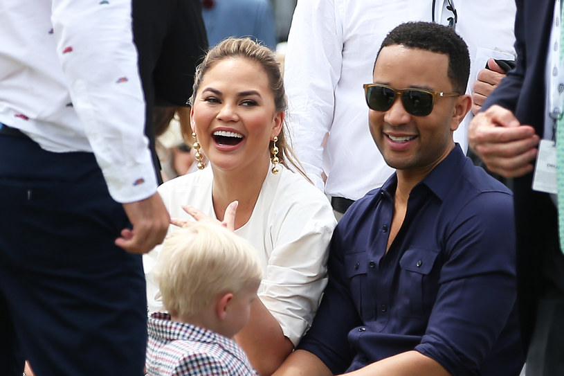 Chrissy Teigen i John Legend, fot. Adam Glantzman /Getty Images