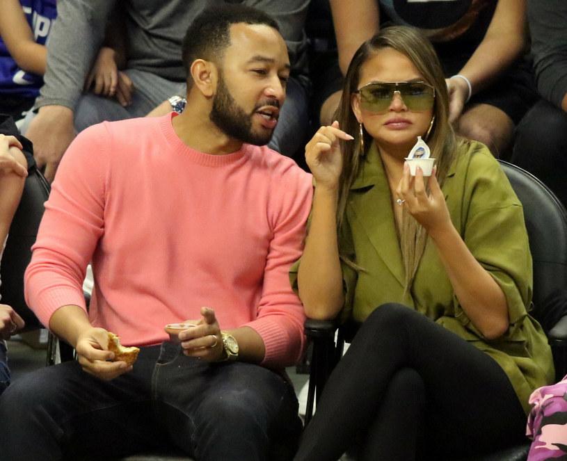 Chrissy Teigen i John Legend są małżeństwem od ośmiu lat /London Entertainment / SplashNews.com /East News