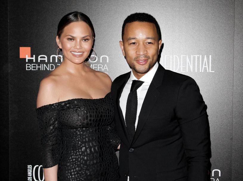 Chrissy Teigen i John Legend /Getty Images