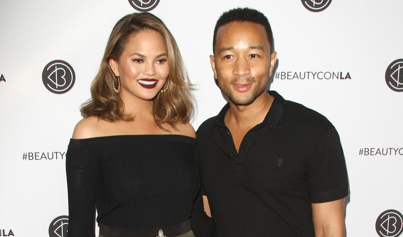 Chrissy Teigen i John Legend /East News