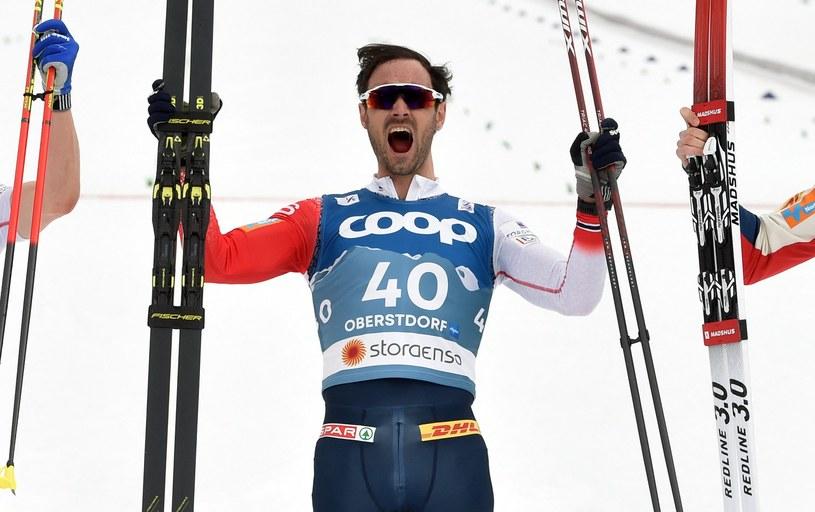 Christer Holund /CHRISTOF STACHE /AFP