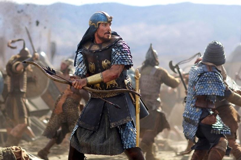 Christian Bale jako Mojżesz, czyli przez sześćdziesiąt lat w Hollywood nic się nie zmieniło /materiały prasowe