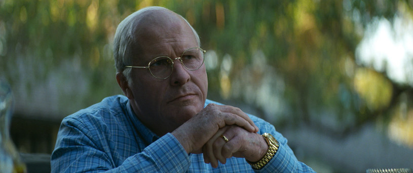 """Christian Bale w filmie """"Vice"""" /materiały prasowe"""
