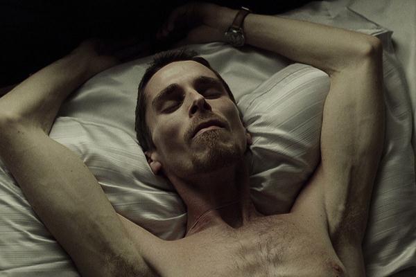 """Christian Bale w """"Mechaniku"""" /materiały prasowe"""