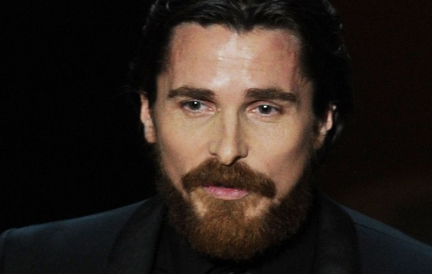 Christian Bale /- /Getty Images