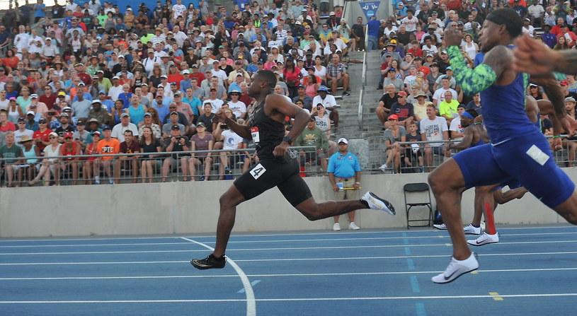 Christian Coleman był najszybszy na 100 m /AFP