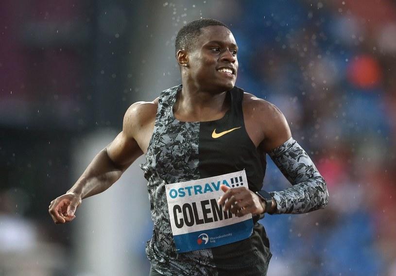Christian Coleman /AFP