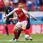 """Christian Eriksen opuścił szpital i spotkał się z kadrą Danii. """"Wspaniale znowu było zobaczyć chłopaków"""""""