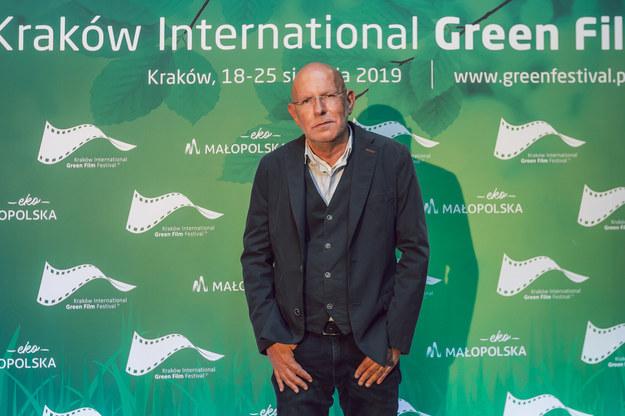 Christian Krönes, laureat Grand Prix Kraków International Green Film Festival /materiały prasowe /