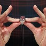 Christie's sprzeda w listopadzie wyjątkowy różowy diament na aukcji