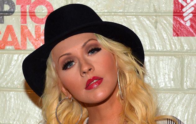 Christina Aguilera chce śpiewać na sali porodowej! /Charley Gallay /Getty Images