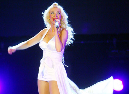 Christina Aguilera - fot. ChinaFotoPress /Getty Images/Flash Press Media