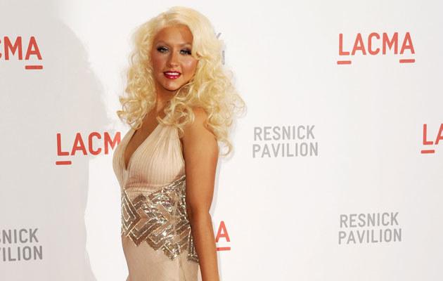 Christina Aguilera, fot. Kevin Winter  /Getty Images/Flash Press Media